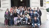 visita Bolsa Santiago