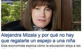 Alejandra Mizala - EMOL