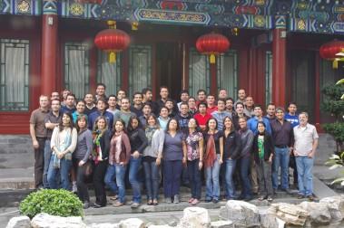 Ciclo 2009 Study tour - Beijing