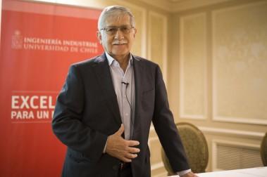 Nelson Pizarro - inicio quinta version MBA Mineria