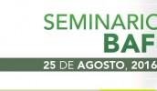 seminario BAFI 2016