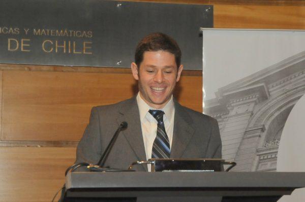 Daniel Schwartz - mejor profesor full time 1