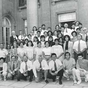 2000 a 2004 - Creción Programas Postgrado