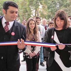 2015 - Inauguración de las nuevas dependencias en Beauchef 851