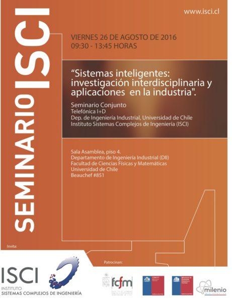 seminario ISCI - 26 agosto