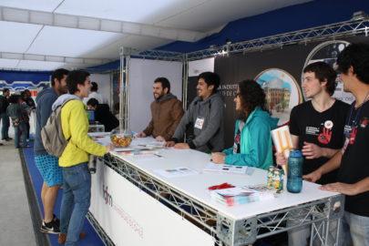 Festival Ingenieria y Ciencias - tercer dia