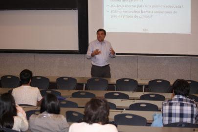 Tercer Festival de Ingenieria y Ciencias - charla Jose Miguel Cruz