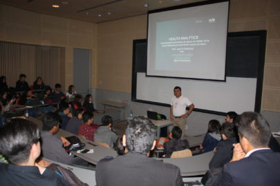 Tercer Festival de Ingenieria y Ciencias - charla Juan Velasquez