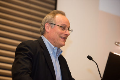 conferencia Oscar Landerretche 1