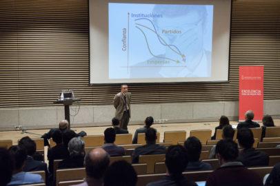 conferencia Oscar Landerretche 2