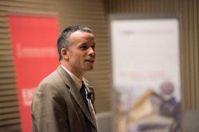 conferencia Oscar Landerretche