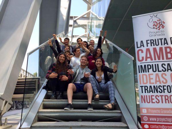alumnos proyecto Granada