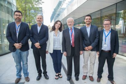 SFW - Erwin Hansen, Eduardo Schwartz, Marcela Valenzuela, Michael Brennan, Patricio Valenzuela, Alejandro Bernales