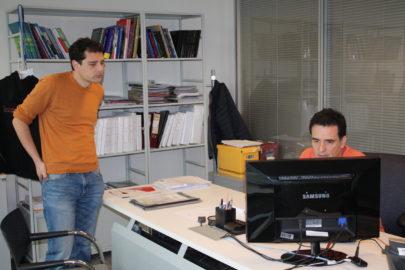 Andreas Wiese y Fernando Ordonez
