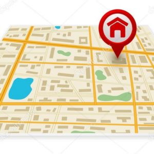 gps mapa