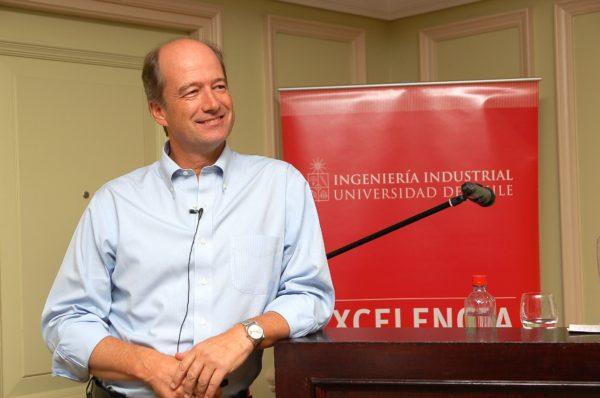 conferencia Charles Kimber